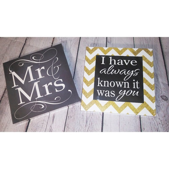 Wedding Mr And Mrs Table Decor from di2ponv0v5otw.cloudfront.net